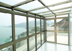 玻璃屋及玻璃棚2