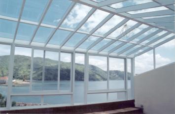 玻璃屋及玻璃棚3