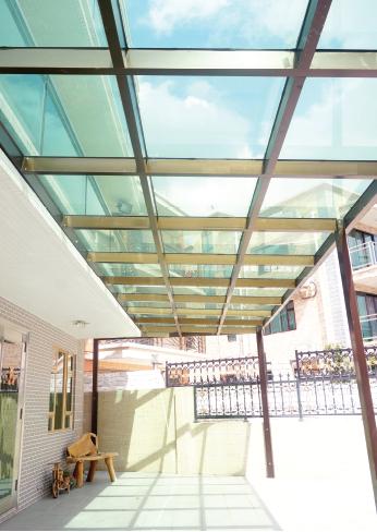 玻璃屋及玻璃棚7