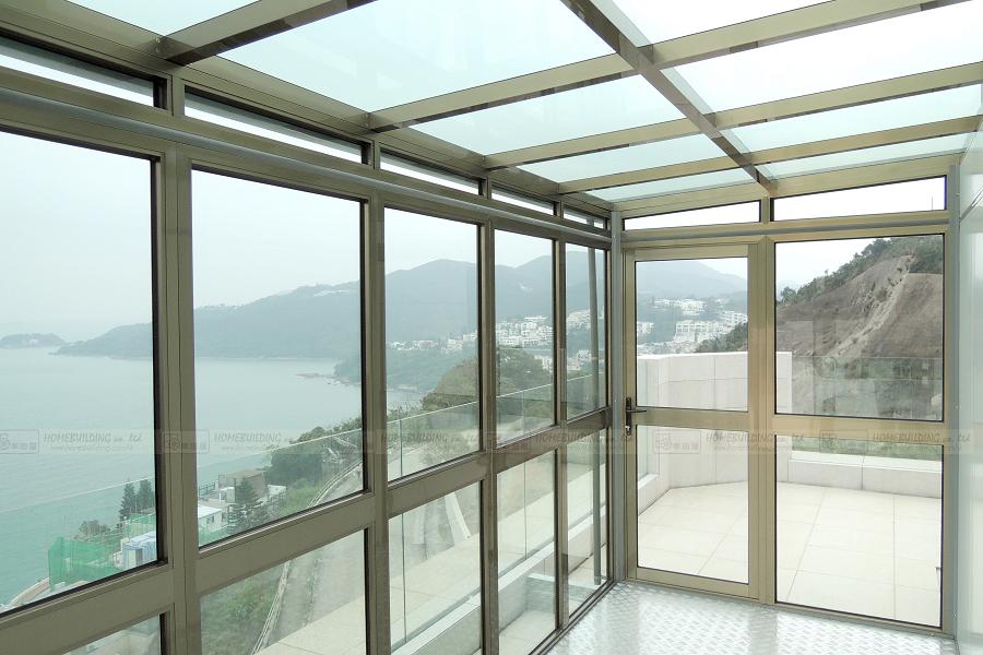玻璃屋及玻璃棚 Green House and Glass Shed